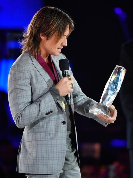 nas-BMI Country Awards, Bob DiPiero, Keith Urban, Music Row, Nashville, country music