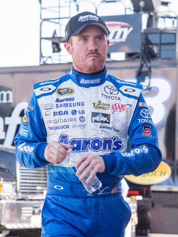 Brian Vickers has missed parts of the past six seasons