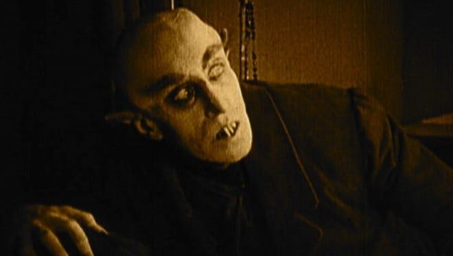 """Max Schreck stars as Count Orlock in director F.W. Murnau's """"Nosferatu."""""""