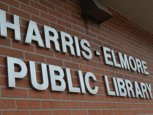 1 Harris Elmore Library