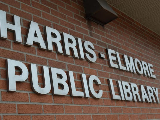 1 Harris Elmore Library