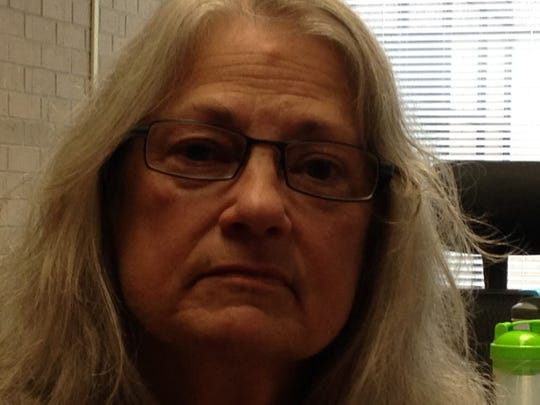 Laura Haynes Shimek, whose mother was stabbed to death