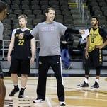 John Brannen begins his first season as NKU's head coach.