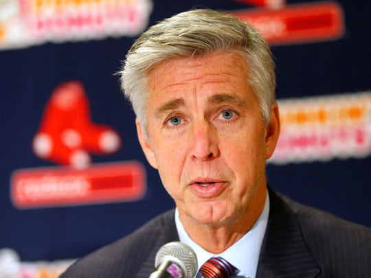 Boston Red Sox President of Baseball Operations Dave