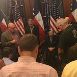 Texans touched by gun violence, school shootings share emotional testimony