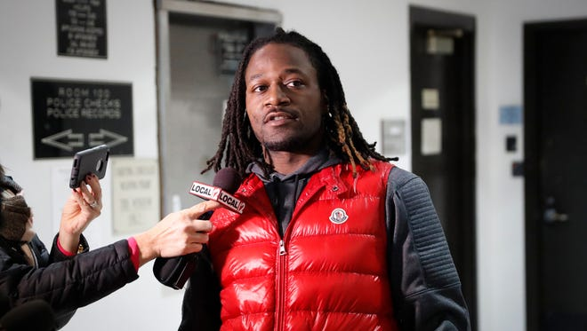 """Adam """"Pacman"""" Jones is apologizing through his attorneys after Cincinnati police released video showing his raucous, often-vulgar reaction to his latest arrest."""
