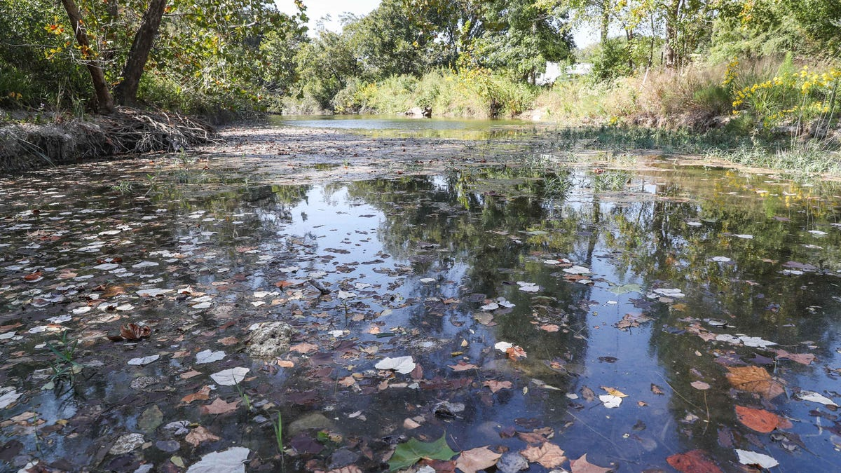 Texas House votes to ban wastewater discharge permits along 'pristine' streams