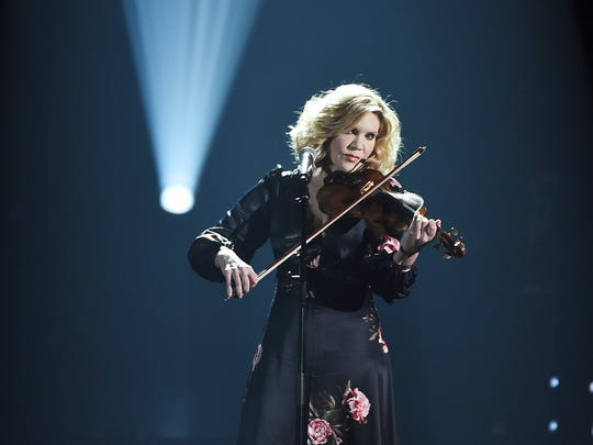 Grammy winner Alison Krauss will play her signature mix of bluegrass and folk at the Freeman Stage at Bayside in Selbyville on Saturday, June 9. Ticket prices range from $50 to $100.