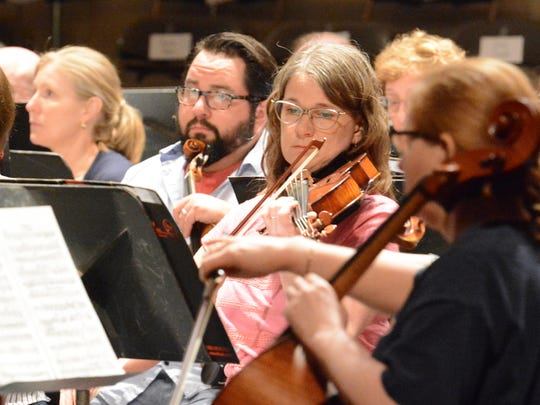 """The York Symphony Orchestra will present """"Sports Orchestrated"""" on Saturday, May  4."""