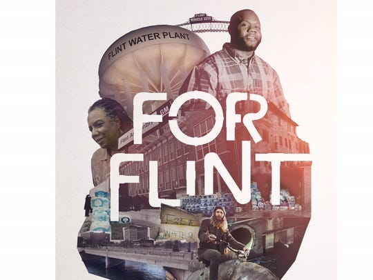 'For Flint' movie poster.
