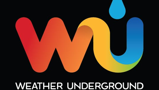 The new logo for online weather site Weather Underground.