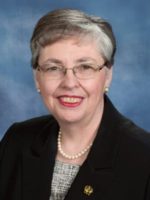 Rev. Cynthia Campbell, pastor of Highland Presbyterian Church.