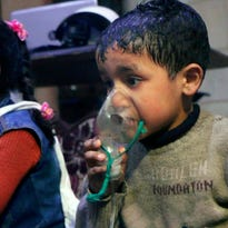 Russia: Chemical weapons inspectors head to Syria site