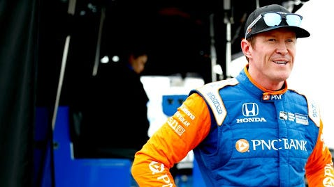 Scott Dixon won his sixth Indy Car Championship with a third place at St.Petersburg, Fla. over the weekend