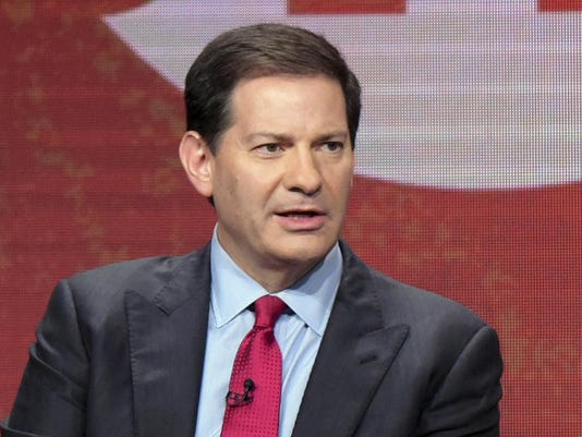 Mark Halperin,Mark McKinnon