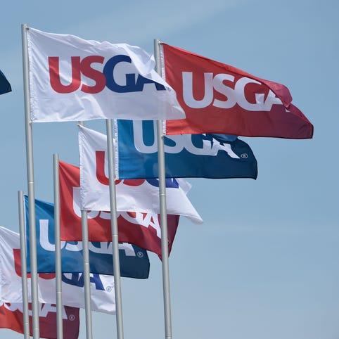 USP PGA: U.S. OPEN-PRACTICE ROUND S GLF USA WA