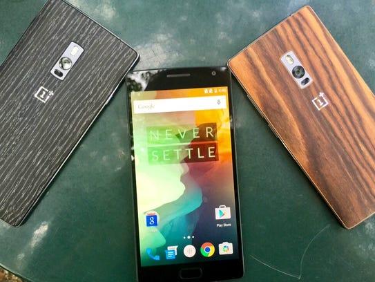 The new OnePlus 2 smartphone