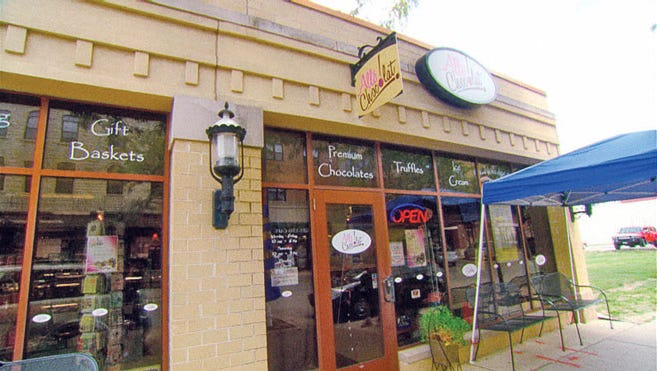 Allô! Chocolat, 234 W. Main St., is a popular destination year-round for chocolates and other sweets. The owners have announced the sale of the downtown Waukesha business.
