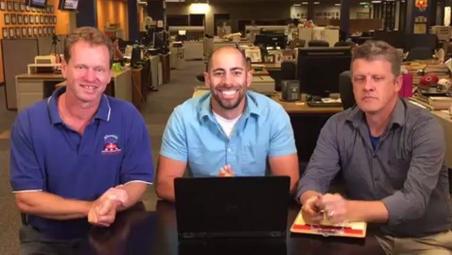 RGJ sports writers Chris Murray, Jim Krajewski and Duke Ritenhouse break down the upcoming week in local sports.