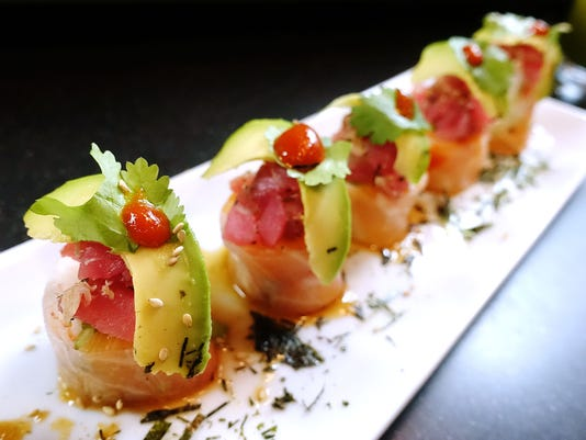 Great News For Sushi In Phoenix Leo Nakano And Jay Chung Known Their Exquisite Anese Food Are Behind Two Sharp New Restaurants The East