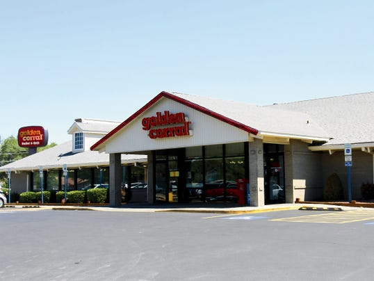 Rejoice, Clark County. You're getting a new buffet after all. Golden Corral, a North Carolina-based chain of buffet restaurants, broke ground this week on a new location in the North Image.