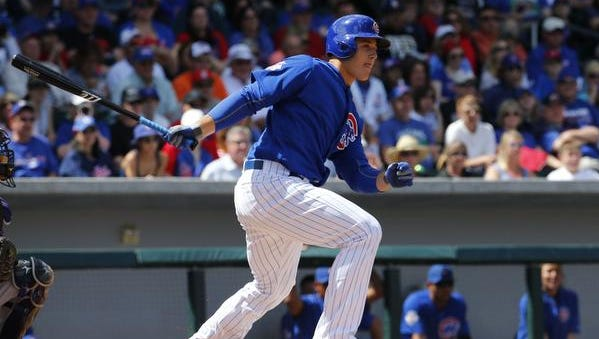 Anthony Rizzo and the Chicago Cubs have a payroll of $170 million this season.