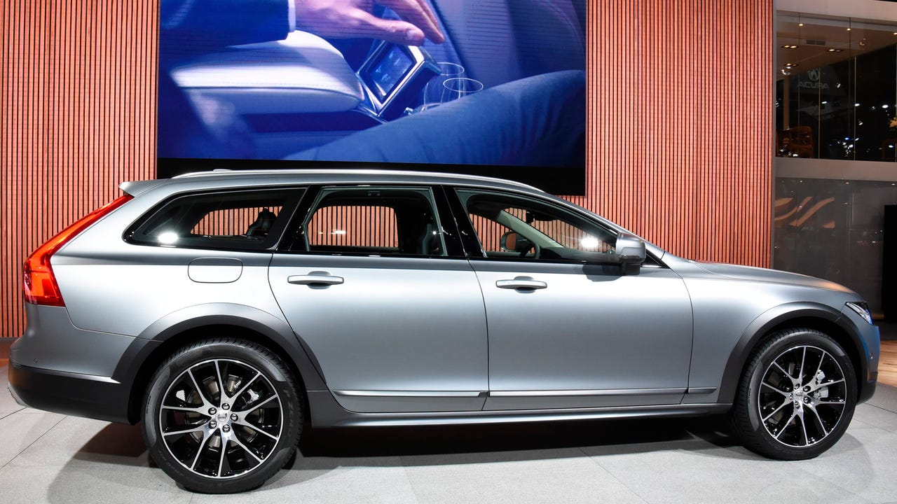 Think station wagons are a thing of the past? Volvo says not so fast