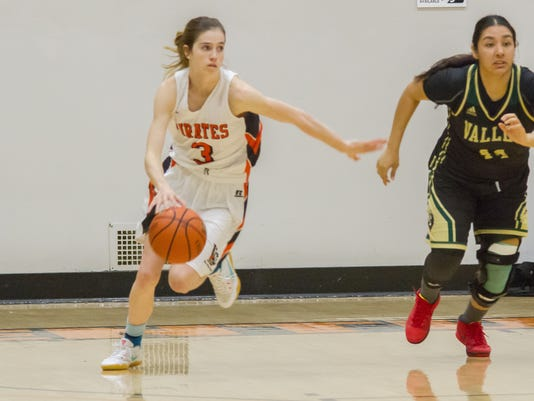 Ventura College basketball Katie Campbell