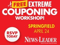 FREE Extreme Couponing Event April 24!