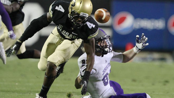 The Dallas Cowboys took Colorado cornerback Chidobe Awuzie in the second round of the NFL Draft on Friday.