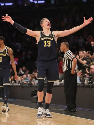 Moritz Wagner will be a key to Michigan's run this March.