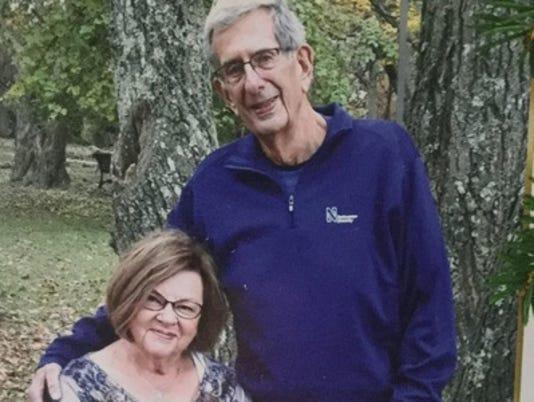 Anniversaries: Dave Schroeder & Clarice Schroeder