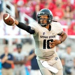 Utah State quarterback Chuckie Keeton is one of the more veteran quarterbacks in a wide-open Mountain West Conference.