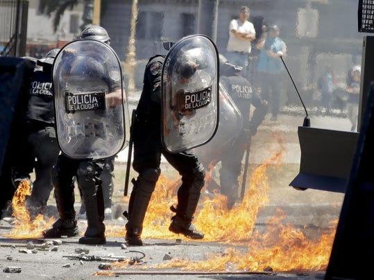 Argentina Pensions
