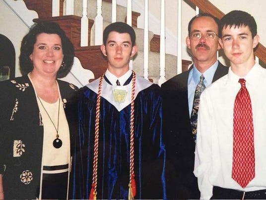 Michael Arnold family