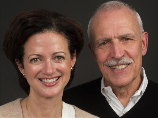 Nicole and David Mitchell co-founded Patients for Affordable