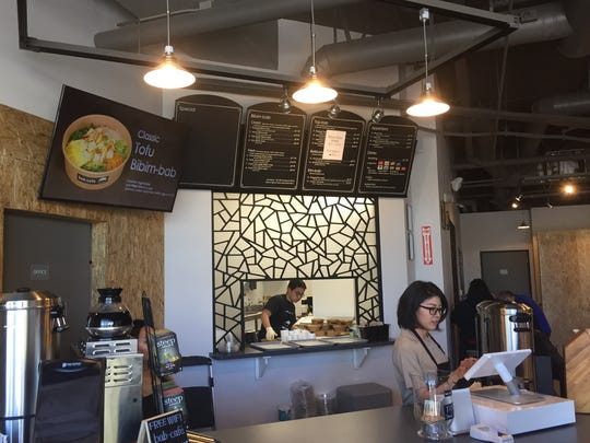 The new Bab Café in downtown Reno is serving a limited menu for its first week, May 1-5, 2017.