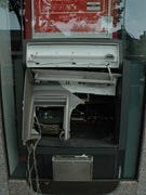 Assailants in this ATM attack in Britain in 2014 were charged with charged with conspiracy to cause an explosion and commit burglary.