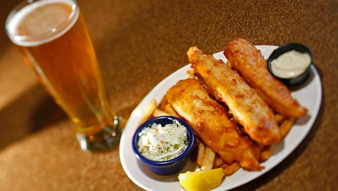 A fish fry at Joey's Seafood & Grill, 12455 W. Capitol Drive. The restaurant will close for good the night of Dec. 23.