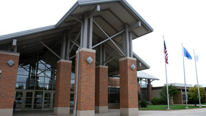 Replacing the old and leaky swimming pool at Muskego High School gets a big boost from a donor.