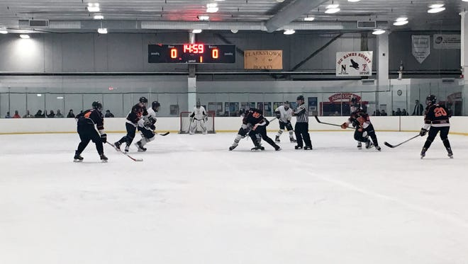 Palisades Center Ice Rink in West Nyack, N.Y.