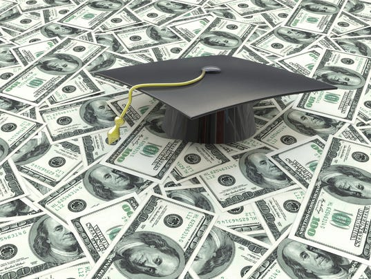 Rates going up on federal student loans beginning July 1