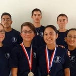 JROTC cadets fare well in competition