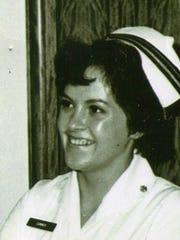 Faith Murray was a U.S. Navy nurse during the Vietnam War.