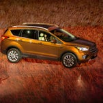 Buick will import the Envision midsize crossover from China to the U.S. in the summer of 2016.