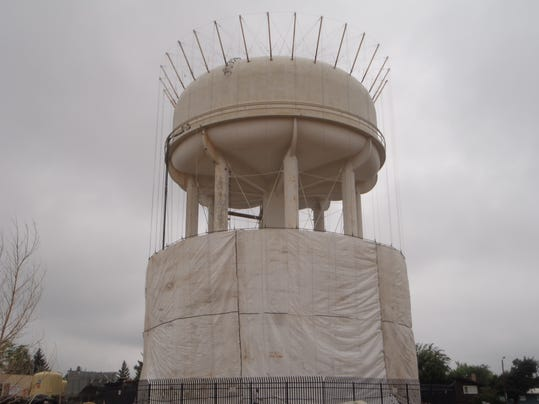 1 water tower