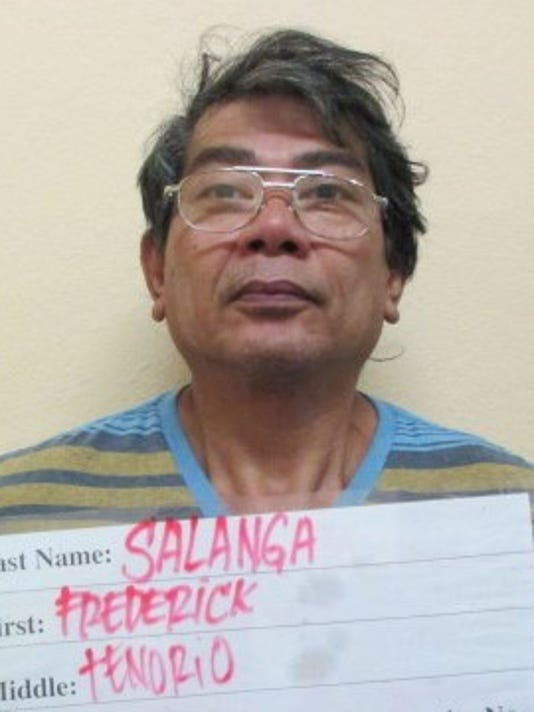 Frederick Tenorio Salanga