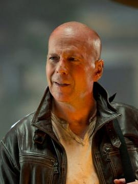 """Bruce Willis appears in a scene from the motion picture """"A Good Day to Die Hard."""" (Gannett, Frank Masi/Twentieth Century Fox/File)"""
