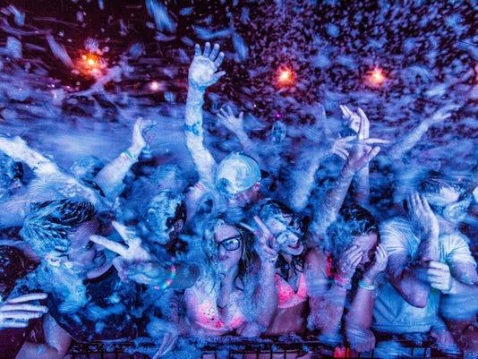 Foam Wonderland