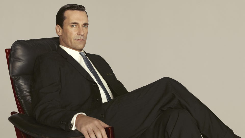 "The recently-concluded ""Mad Men"" centered on advertising"